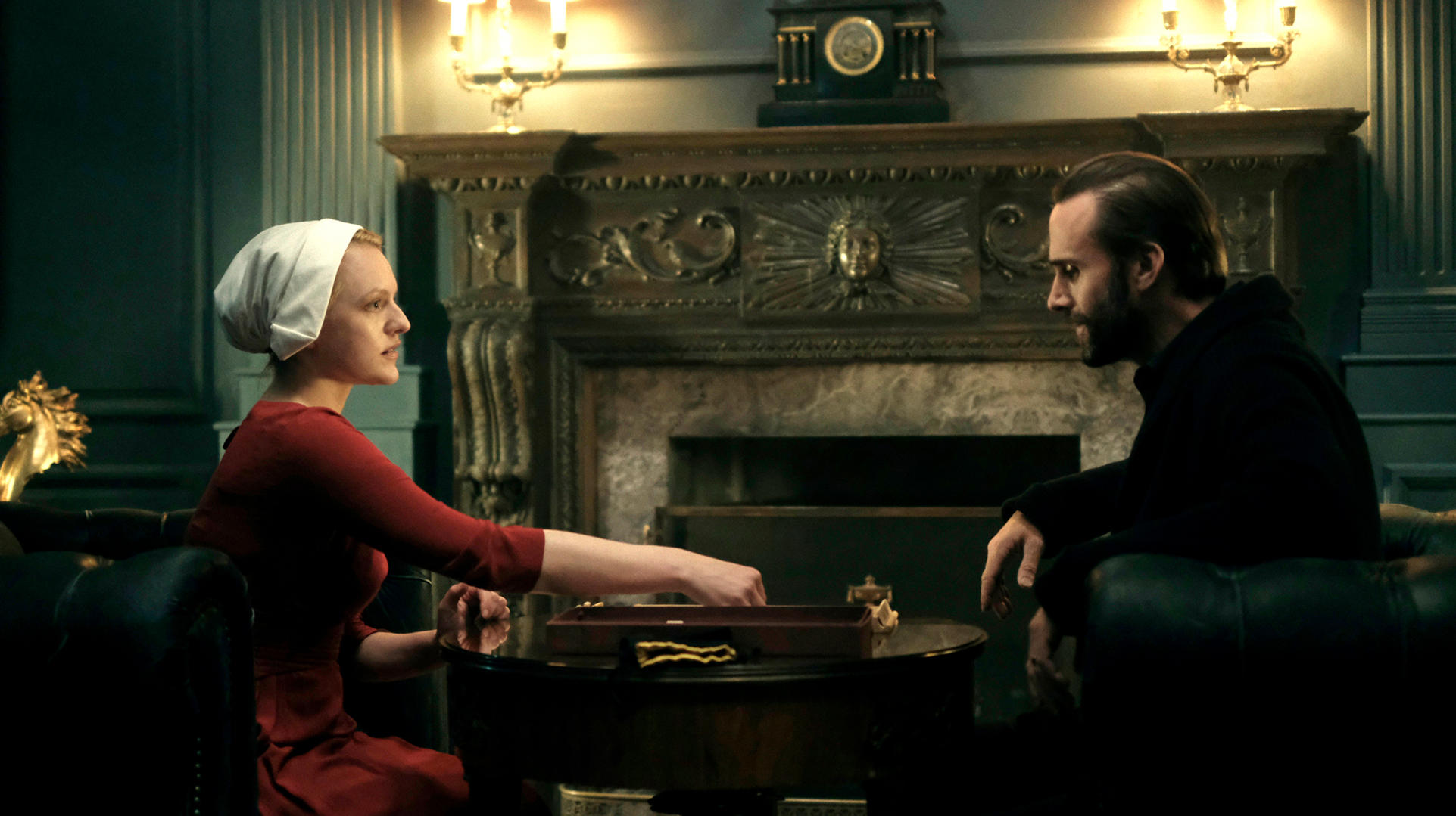 the handmaids tail The handmaid's tale: awards, nominations, photos and more at emmyscom.