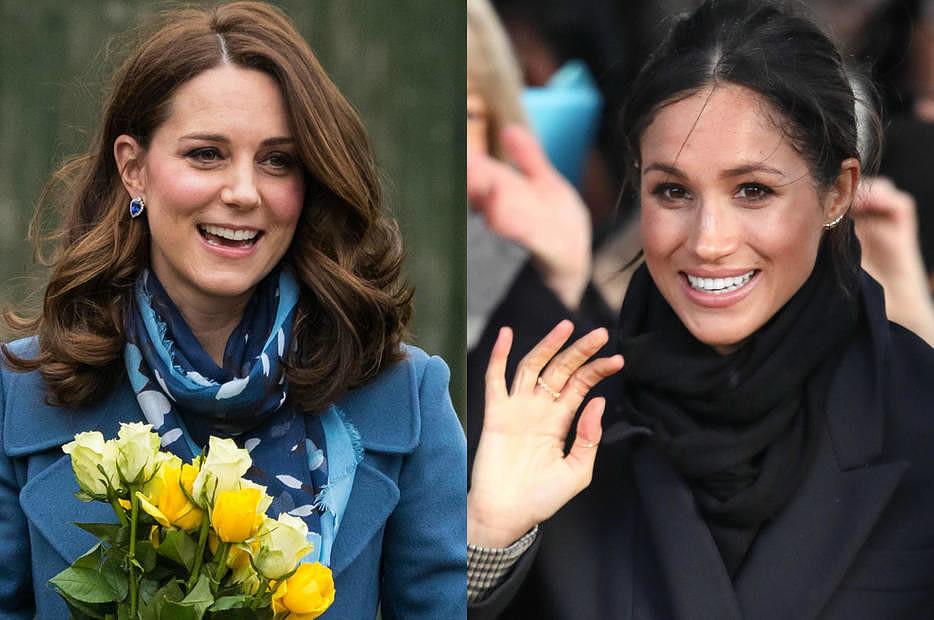 Почему Кейт Миддлтон и Меган Маркл не подружились: мнения авторитетных экспертов в области монархии
