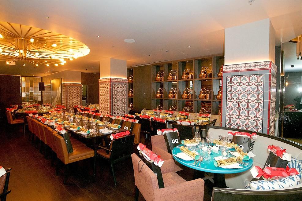 Ресторан Rüya в Лондоне: анатолийские кулинарные традиции в современном прочтении
