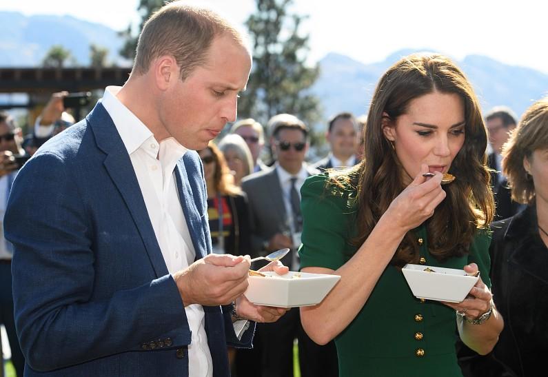 Королевское питание: из чего состоит завтрак Кейт Миддлтон