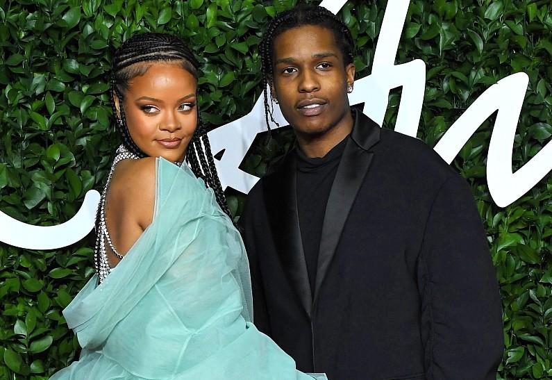 Рианна и A$AP Rocky встречаются— Ходят слухи