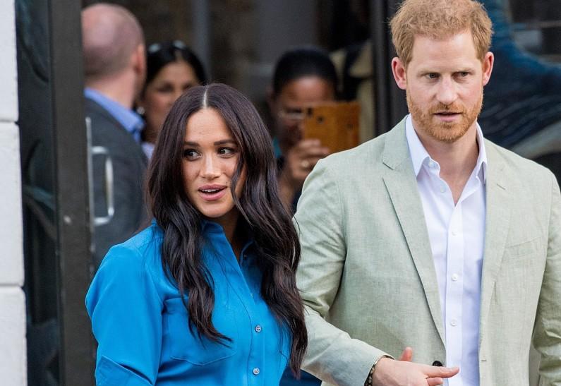 Дорогие гости: Меган Маркл и принц Гарри нанесли большие убытки ...