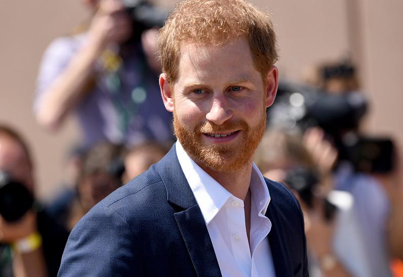 СМИ: принц Гарри тайно вернулся в Лондон без Меган Маркл и сына Арчи