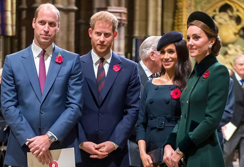 Неожиданно! Принц Уильям и Кейт Миддлтон процитировали принца ...