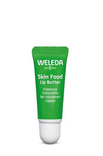 Weleda - Натуральный увлажняющий бальзам для губ Berry